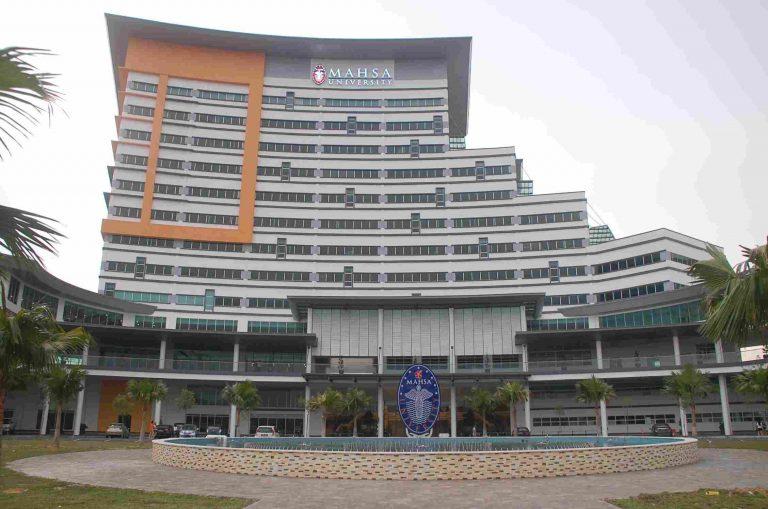 جامعة ماهسا Mahsa في ماليزيا