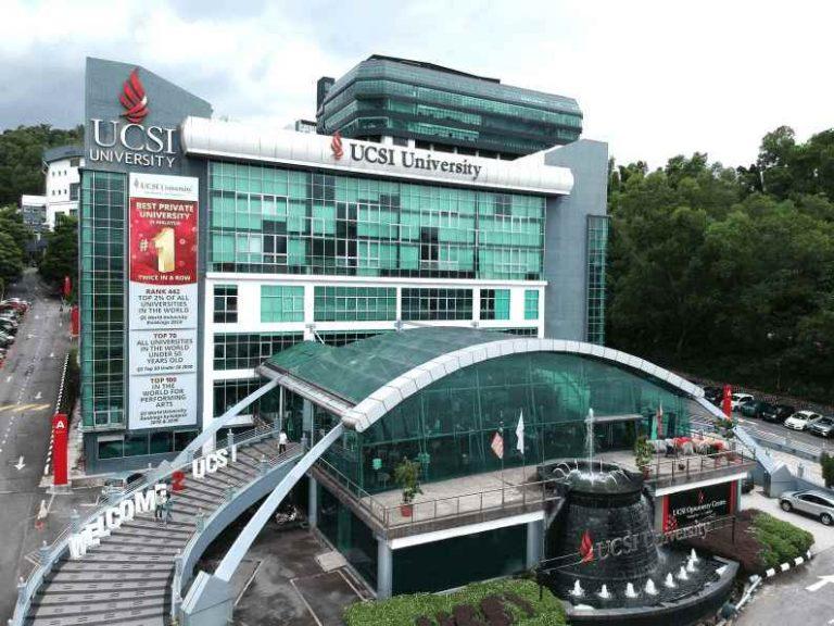 جامعة ucsi في ماليزيا