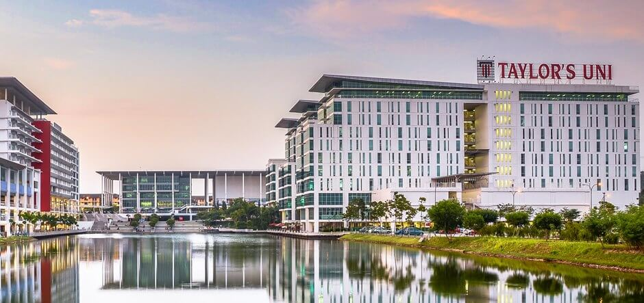 جامعة Taylor's في ماليزيا