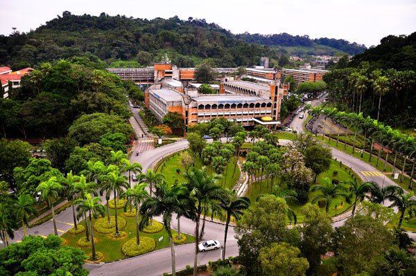 جامعة UKM في ماليزيا