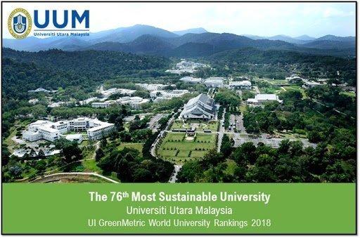 جامعة UUM في ماليزيا