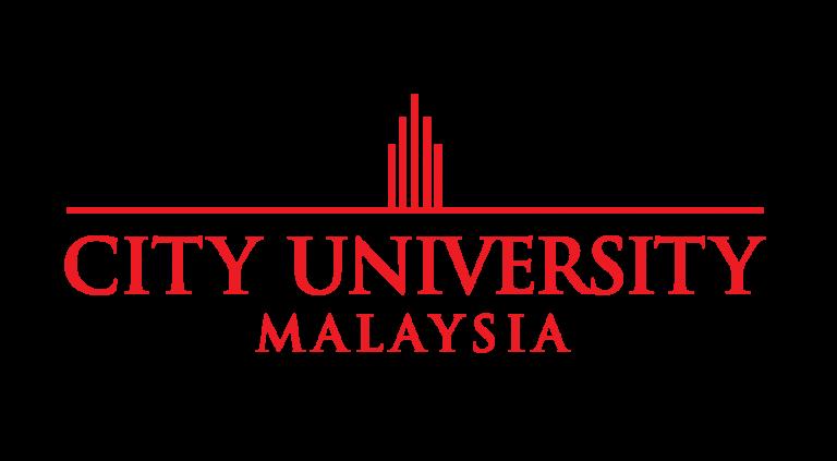 لوقو جامعة سيتي في ماليزيا