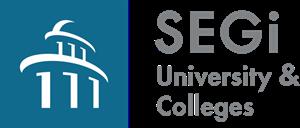 لوقو جامعة سيجي في ماليزيا