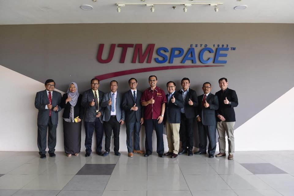 جامعة UTM SPACE