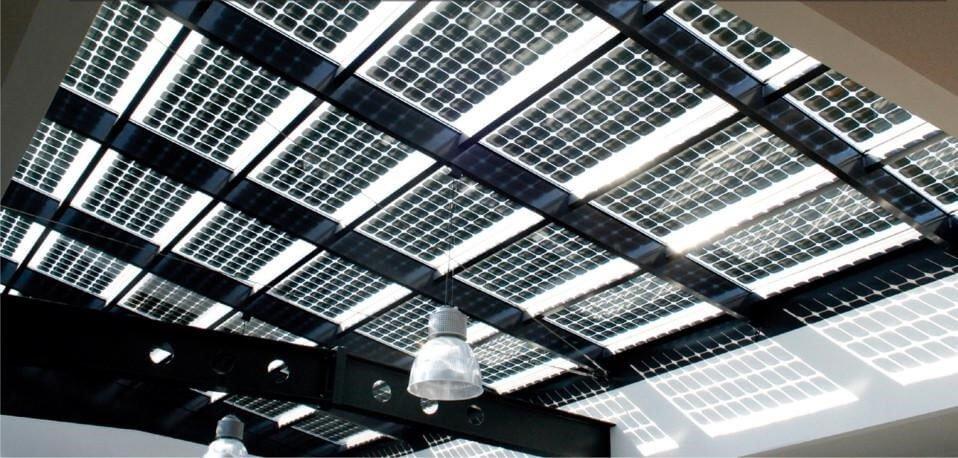التسقيف بطاقة الشمسية 2