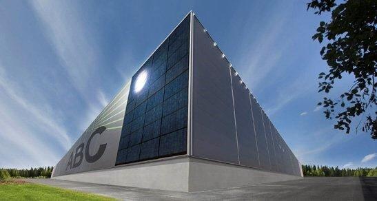 الجدران الشمسية بالطاقة للمهدنس المعماري 6
